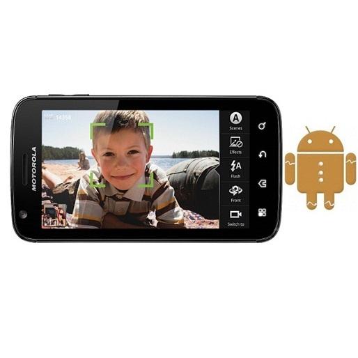 Motorola Atrix 4G Android-2.3 Gingerbread thumb