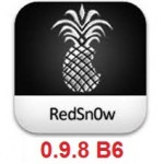Redsn0w 0.9.8b6 logo