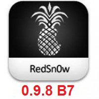 Redsn0w 0.9.8b7 logo
