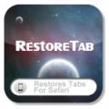 RestoreTab for Safari Thumb