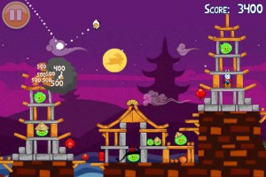 AngryBird Seasons Moon Festival 2