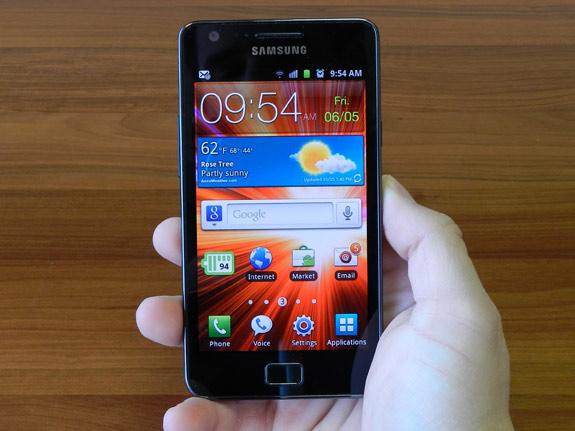 Samsung Galaxy S2 2.3.5