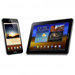 Samsung Galaxy Tab 7.7 vs Galaxy Note thumb