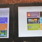 iPad 2 iOS 5 vs Windows 8 Tablet