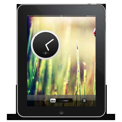 iPad theme Sopa