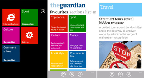 theguardian-Mango app