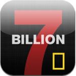 7 Billion App for iPad thumb
