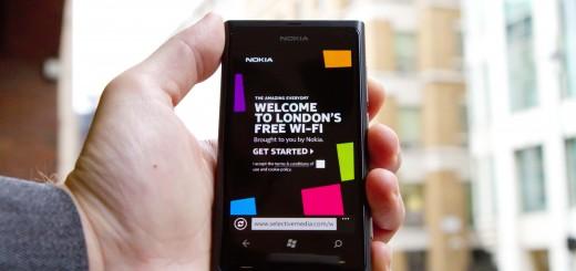 Free Wifi London