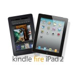 Kindle Fire vs iPad 2 thumb