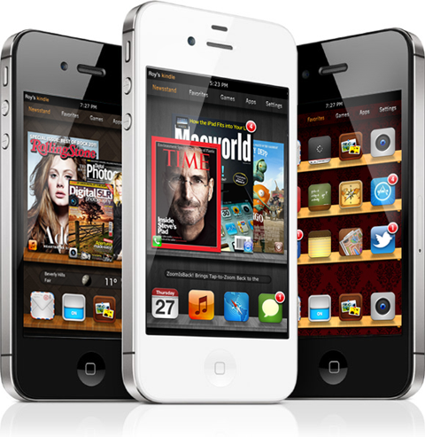 KindleFire for iPhone