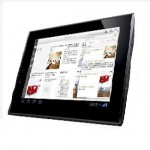 Sharp Media Tablet