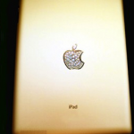iPad 2 Gold Diamond