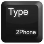 type2phone Mac OS X