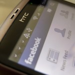 facebook-htc phone