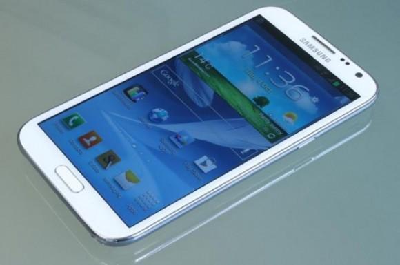 Samsung Galaxy Mega 5.8 leaked