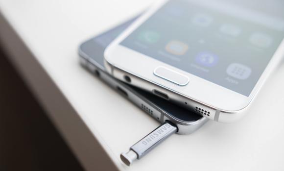 Samsung S7 vs Samsung Note 5 1