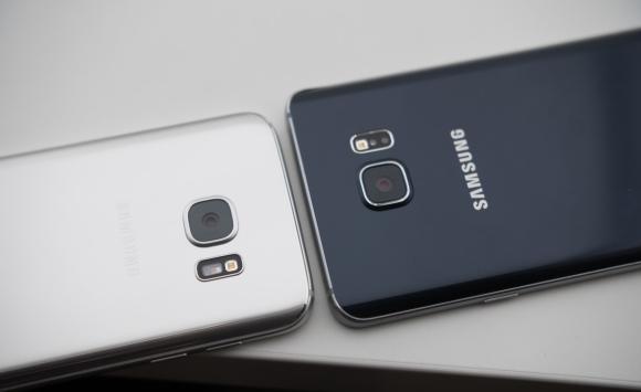 Samsung S7 vs Samsung Note 5