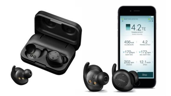 Jabra Wireless Earbuds