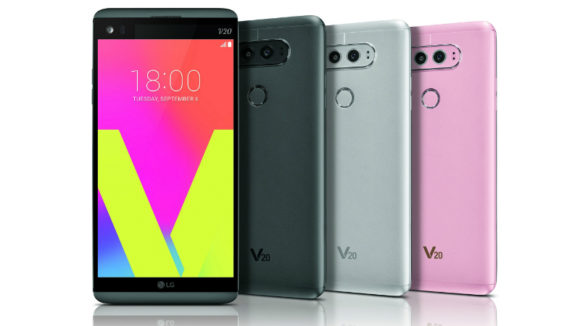 variations of LG v20